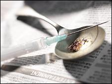 Drugs and drug-taking equipment
